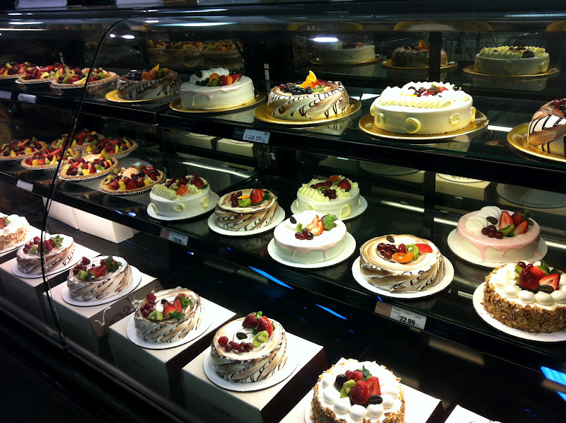 No Trip To The Market Is Complete Without Checking Bakery Case Gorgeous Cakes
