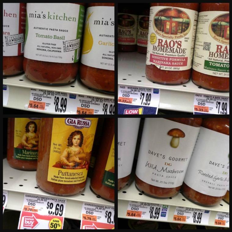 $10 tomato sauce